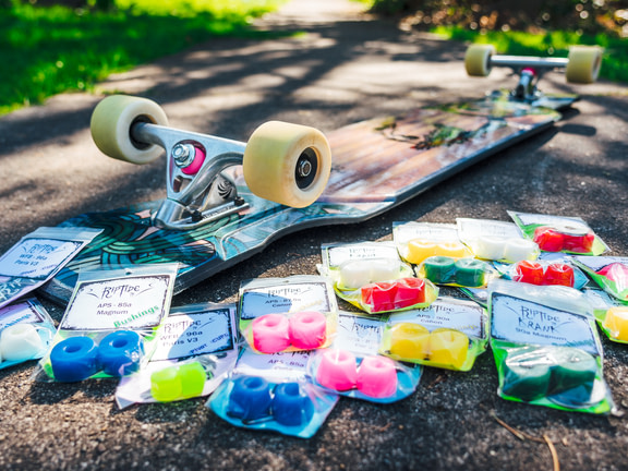 Bushings for Longboard Dancing: A quick crash course