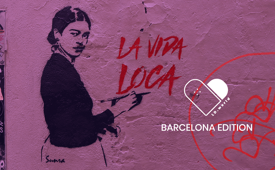 [VIDEO] I fell in love once. Her name was Barcelona