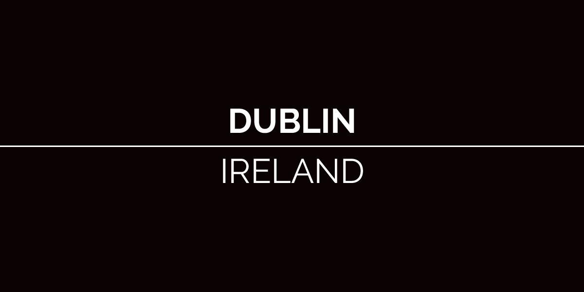 City Review: Longboard Dancing in Dublin
