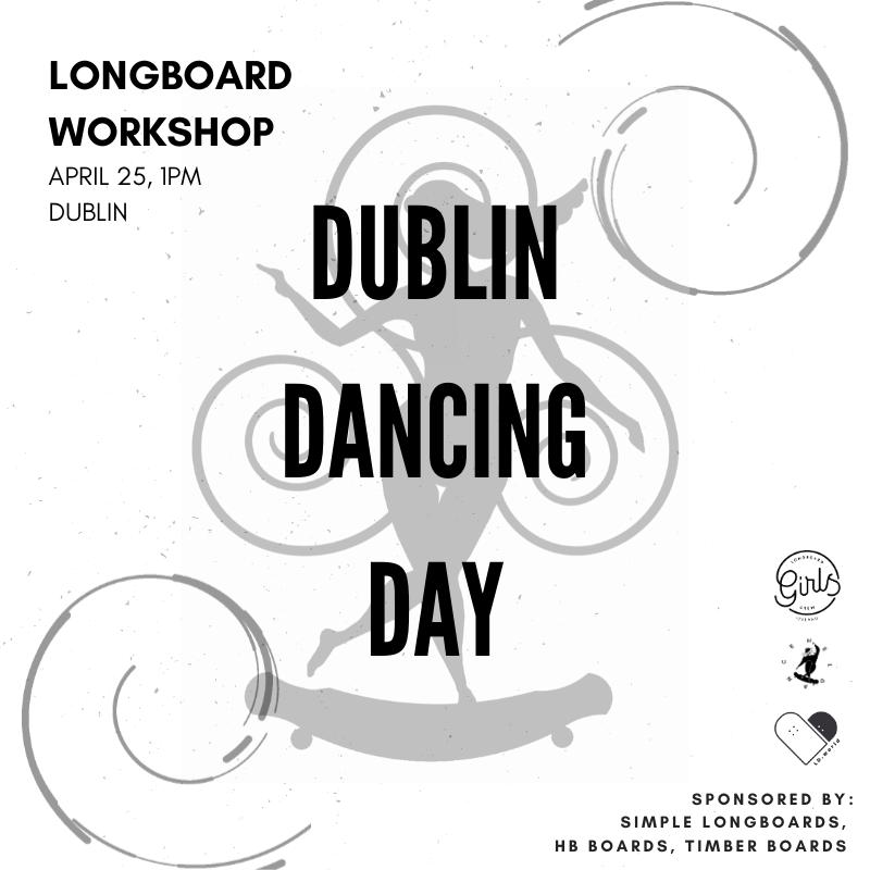[POSTPONED Event] Dublin Dancing Day