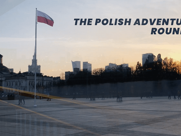 [VIDEO] The Polish Adventure 2