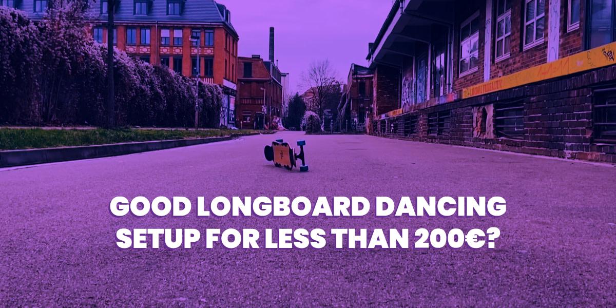 Longboard Dancer Setup Review: The HB Step