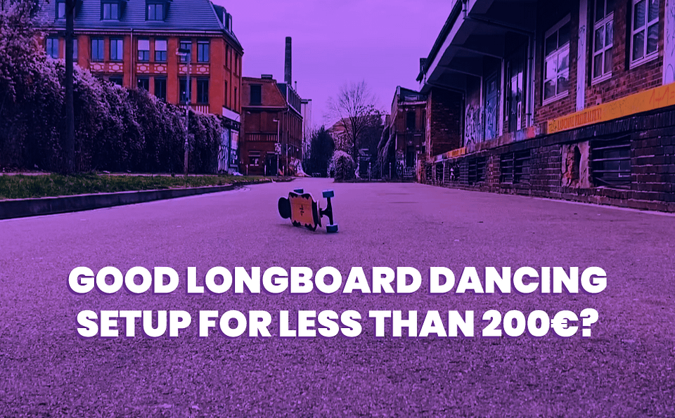Longboard Dancer Setup Review: The HB Step