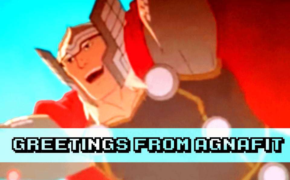 [VIDEO] Greetings from Agnafit!